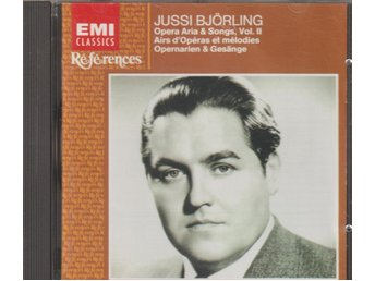 Jussi Björling: Opera Arias & Songs Vol II
