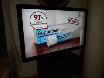 Philips Platt TV 42 tum LCD-TV, Full HD 1080p, DVB-T