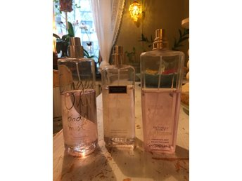 Victorias secret bodysprays