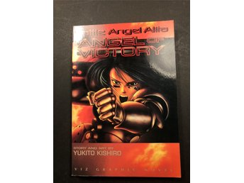 Battle Angel Alita - Angel of Victory - First Printing 1995