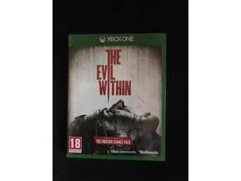 [XBOX ONE] THE EVIL WITHIN