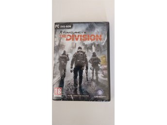 Tom Clancy´s The Division PC DVD-ROM, Ny