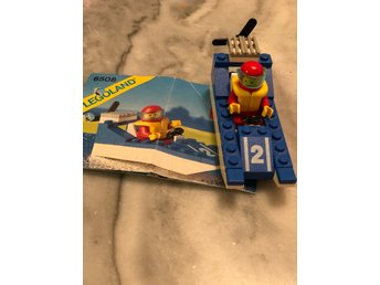 Lego 6508 - wave racer set