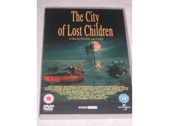 CITY OF LOST CHILDREN (SWEDISH TEXT) / DELICATESSEN (FREE POST)