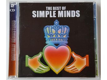 SIMPLE MINDS - THE BEST OF SIMPLE MINDS      2 CD