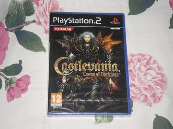 NYTT! PlayStation 2/PS2: Castlevania: Curse of Darkness