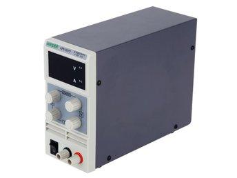 Nätaggregat Mini 0-120V 1/2/3A - E1192-1EU - Hong Kong - Nätaggregat Mini 0-120V 1/2/3A - E1192-1EU - Hong Kong