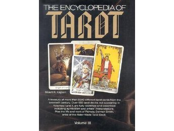 The Encyclopedia of Tarot, Volume III 9780880791229