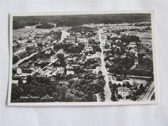 Arboga - Flygvy, pressbyrån 14137 - Segeltorp - Arboga - Flygvy, pressbyrån 14137 - Segeltorp