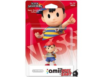 Nintendo amiibo Super Smash Bros Collection (Ness)