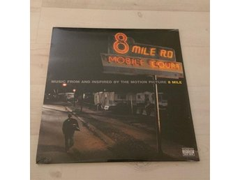 EMINEM - 8-MILE. 2-LP