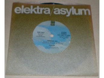 Eagles 45a Heartache tonight US 1979 M- - Farsta - Eagles 45a Heartache tonight US 1979 M- - Farsta