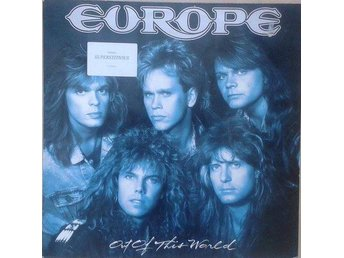 Europe  titel*  Out Of This World* EU LP