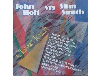 John Holt, Slim Smith  title* John Holt vrs Slim Smith UK LP
