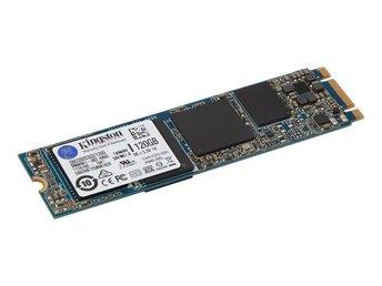 Kingston 120GB SSDNow M.2 SATA 6Gbps (Single Side) - Höganäs - Kingston 120GB SSDNow M.2 SATA 6Gbps (Single Side) - Höganäs