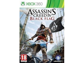 Assassins Creed IV Black Flag Bra Skick Xbox 360 - Liverpool - Assassins Creed IV Black Flag Bra Skick Xbox 360 - Liverpool