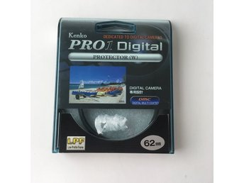 Kenko, Filter, Pro1 Digital Protector(W) 62mm