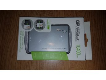 GP Portable Powerbank 10400