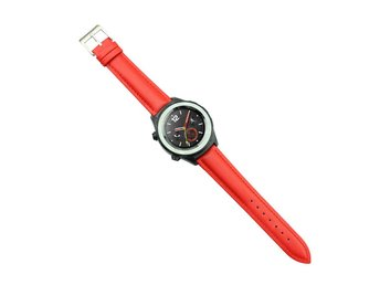 Huawei Watch 2 genuine leather watchband- Red