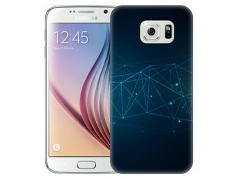 Samsung Galaxy S6 Skal Hi-tech Mönster