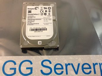 Seagate Constellation.2 ST91000640NS 1TB SATA 7.2K 2.5""