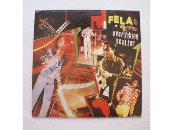 ** Fela & Africa 70 ‎– Everything Scatter (SEALED) **