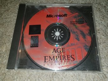 Age of empires the rise of rome - Expansion till PC