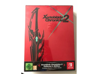 Xenoblade Chronicles II - Collectors Edition - Switch - NYTT