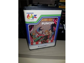 PUNCHY till Commodore 64