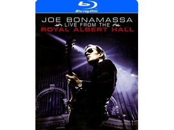 Bonamassa Joe: Live from Royal Albert Hall 2009 (Blu-ray)