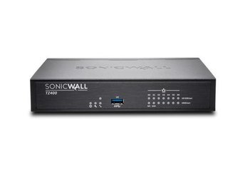 SONICWALL TZ400 - HW ONLY