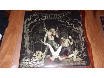 Coffins - Mortuary In Darkness (2xLP, Album)