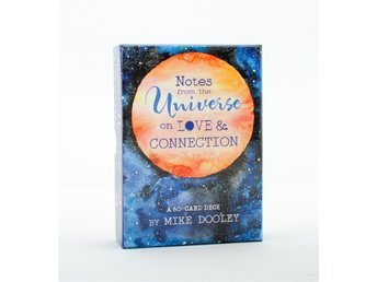 NY INPLASTAD - Notes from the universe on love & connection by Mike Dooley