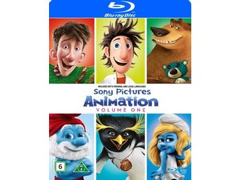 Sony Pictures Animation - vol 1 Box (5 Blu-ray)
