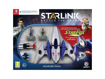 Starlink Battle - Starterpack (Switch)