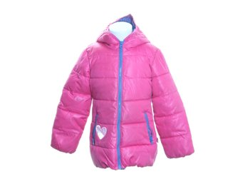 United Colors of Benetton, Dunjacka, Strl: 110, Rosa