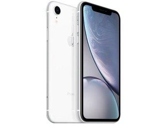 Iphone XR 64 GB vit Olåst  db5f5b23c45de