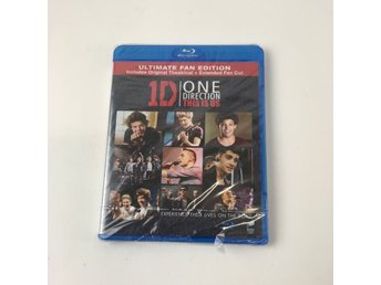 Sony Pictures, Blu-ray Film, One Direction This Is Us