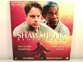 The Shawshank Redemption på LaserDisc Widescreen Dolby - Torslanda - The Shawshank Redemption på LaserDisc Widescreen Dolby - Torslanda
