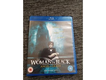 Woman in Black 2: Angel of Death Blu-Ray