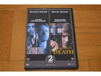 The Syndicate - Maerchants Of Death ( Rutger Hauer Michael Pare ) DVD