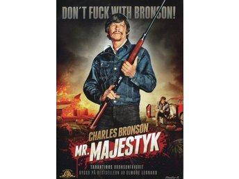 Mr. Majestyk dvd 1974 med Charles Bronson Studio S - Motala - Mr. Majestyk dvd 1974 med Charles Bronson Studio S - Motala