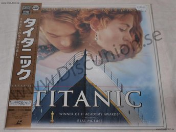 TITANIC - WIDESCREEN JAPAN LD