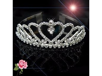 Tiara Crystal Wedding Crown
