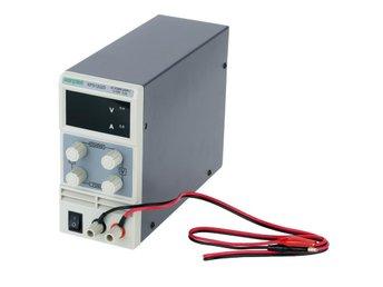 Nätaggregat Mini 0-120V 1/2/3A - E1192-2EU - Hong Kong - Nätaggregat Mini 0-120V 1/2/3A - E1192-2EU - Hong Kong