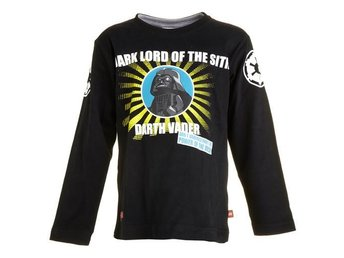 LEGO WEAR T-SHIRT, STAR WARS,'DARTH VADER' (128)