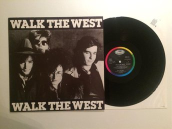 WALK THE WEST – WALK THE WEST, orig EU 1986