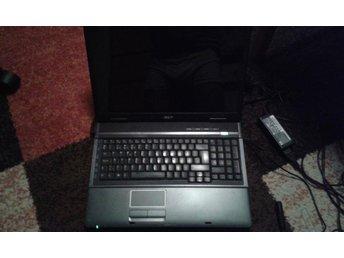 Acer Extensa 7630G 512 MB minne sälj som reservdel eller defekt - Göteborg - Acer Extensa 7630G 512 MB minne sälj som reservdel eller defekt - Göteborg