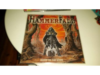 "Hammerfall  ""glory to the brave "" 1st press"