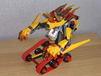 LEGO Chima - Laval's Fire Lion 70144
